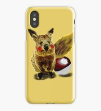 I CHOOSE YOU!! iPhone Case