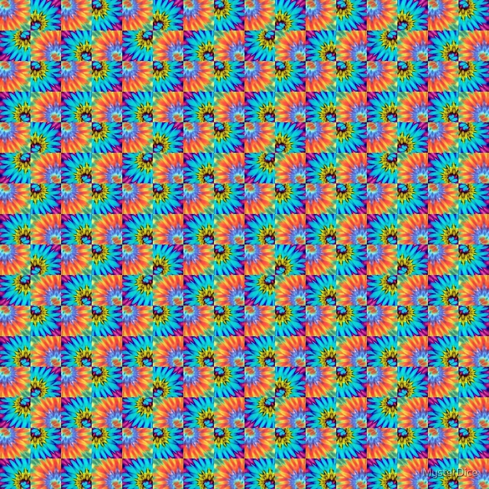 Tie dye clusterfuck by MysterDice