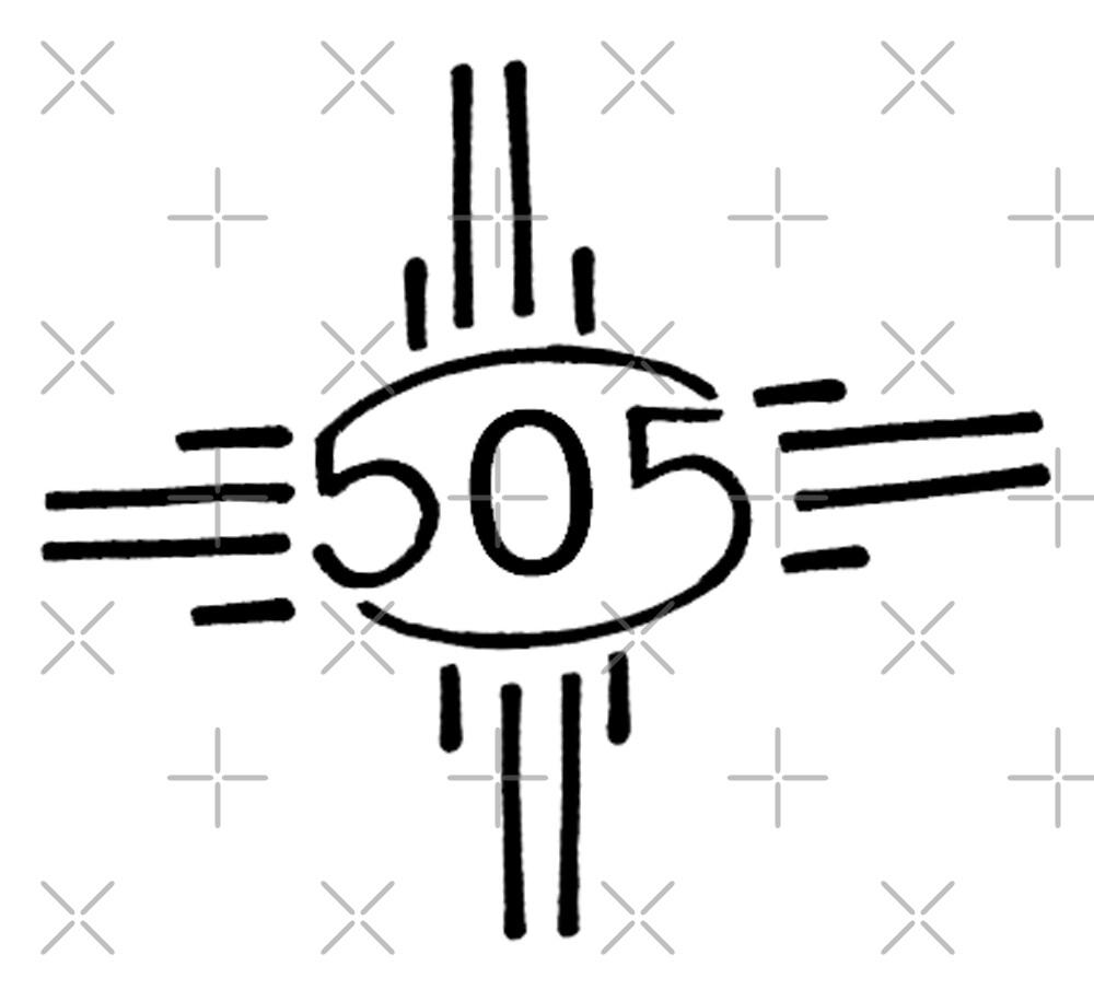 zia symbol, new mexico by ukulany