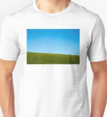 Grass and sky Unisex T-Shirt