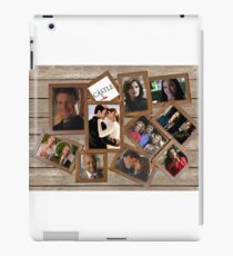 Castle collage frame iPad Case/Skin