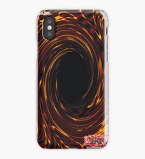 Yu-Gi-Oh Back iPhone Case/Skin