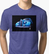 1940 Packard Club Sedan Tri-blend T-Shirt