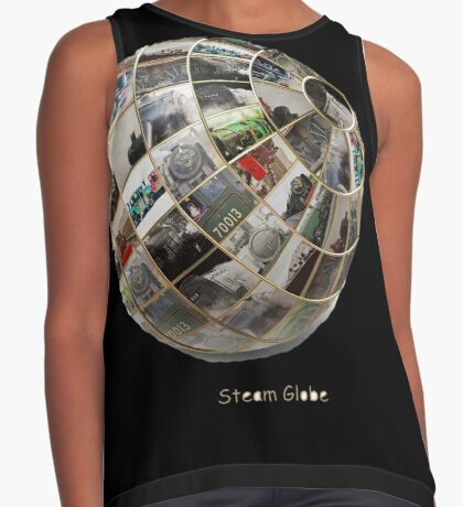 Steam Globe Contrast Tank