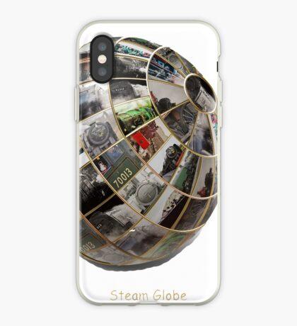 Steam Globe iPhone Case