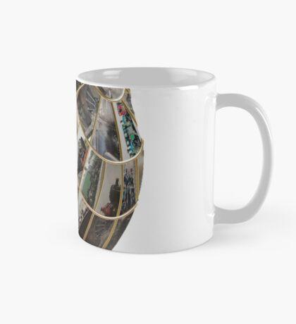 Steam Globe Mug