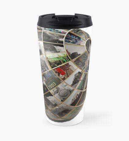 Steam Globe Travel Mug