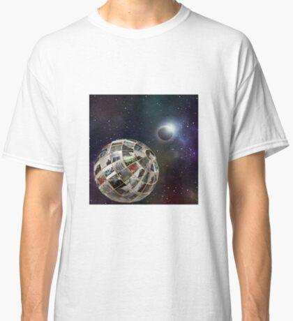 Steam planet  Classic T-Shirt