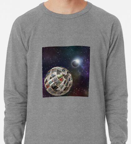 Steam planet  Lightweight Sweatshirt