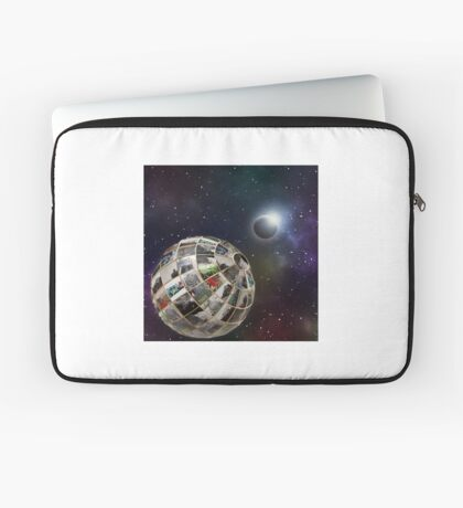 Steam planet  Laptop Sleeve