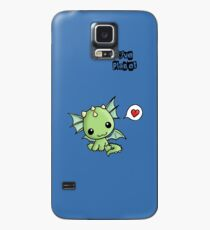 Love Dragon  Case/Skin for Samsung Galaxy