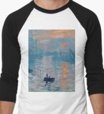 Claude Monet - Impression Sunrise 1872 T-Shirt