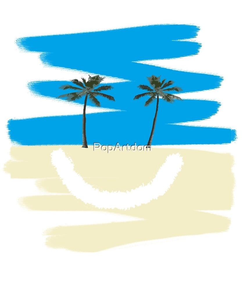 Smile Beach  by PopArtdom