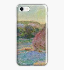 Claude Monet - Stacks of Wheat (End of Summer) (1890 91)  iPhone Case/Skin