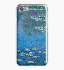 Claude Monet - Water Lilies (1906)  iPhone Case/Skin