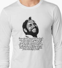 Beware The Beast Man - Planet of the Apes Long Sleeve T-Shirt