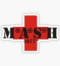 Mash 4077th Sticker