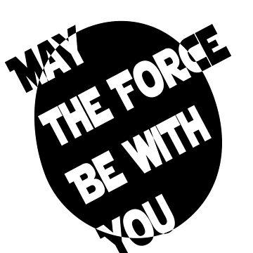 Yoda Quote Print  by Lukovka