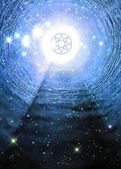 The Ishtar Star Mesopotamian by Powerofwordss