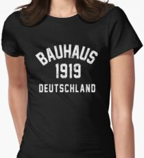 Bauhaus Women's Fitted T-Shirt