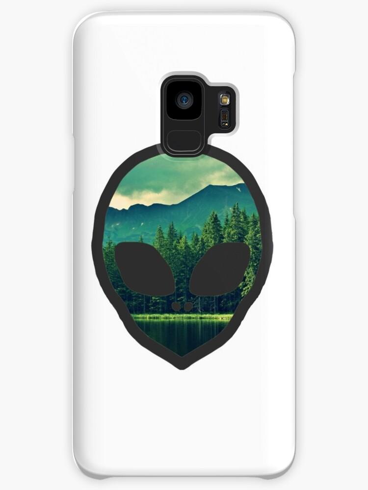 Forest Alien  by SpaceFizz