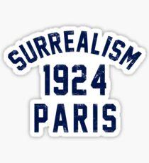 Surrealism Sticker