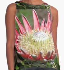 King Protea Contrast Tank