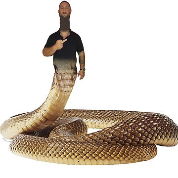 Manuel the snake by Greg125