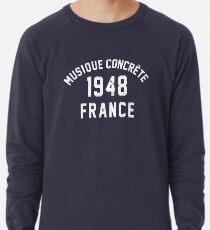 Musique Concrète Lightweight Sweatshirt