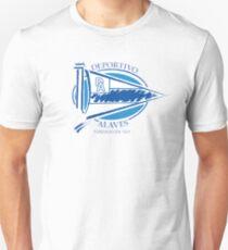 deportivo alaves, football, La Liga Unisex T-Shirt