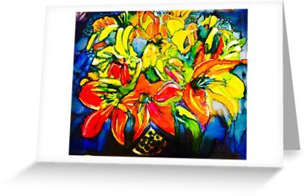 lilies best by Pipsilk