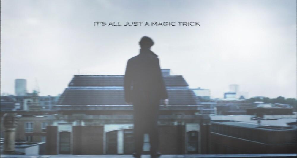 Sherlock Reichenbach Fall Photographic Print by ArcadeSarcastic