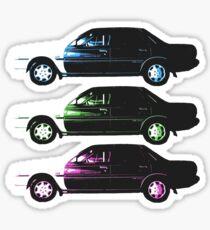 Auto-mobile x3 Sticker