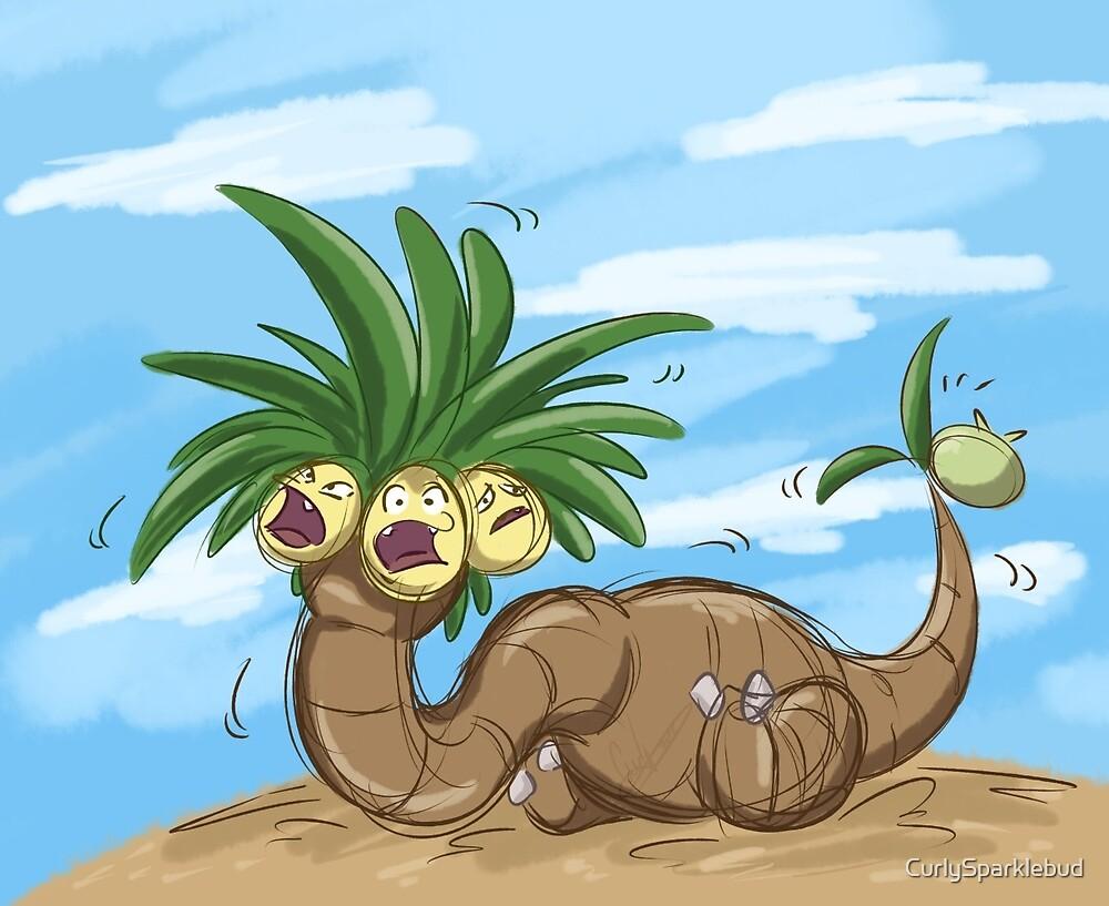 Help the fallen tree! by CurlySparklebud