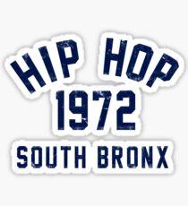 Hip Hop Sticker