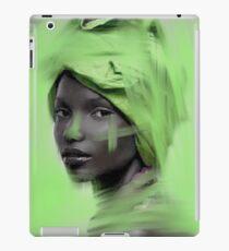 Green Beauty  iPad Case/Skin