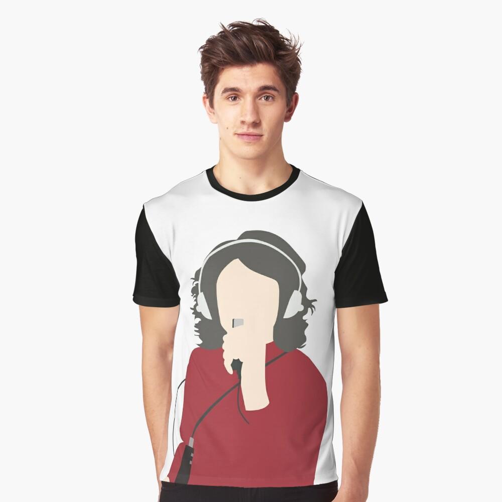 Piedra angular Camiseta gráfica