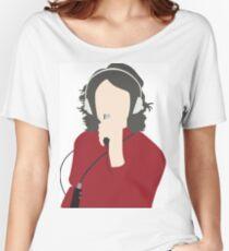 Camiseta ancha para mujer Piedra angular