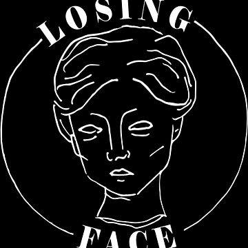 Losing Face by paulinebrdt