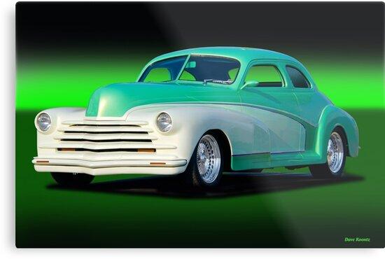 1948 Chevrolet Custom Coupe II by DaveKoontz
