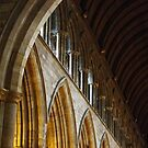 Dunblane Cathedral by Stuart  Fellowes
