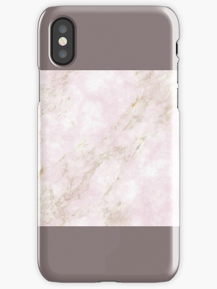 Rose Gold Marble by Sircolonel