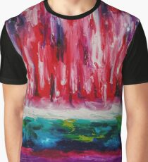 Colour Fall Graphic T-Shirt