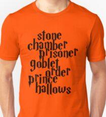 HP Books T-Shirt