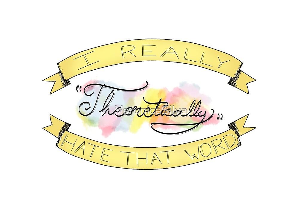 Theoretically - Eureka by VeronicaSilva