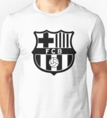 FC BARCELONA BW T-Shirt