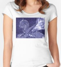 Saphira Women's Fitted Scoop T-Shirt