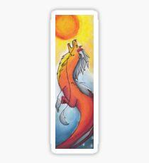 Sunchaser dragon Sticker