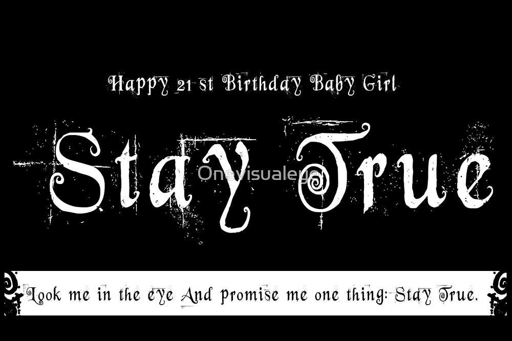 sty by Onevisualeye