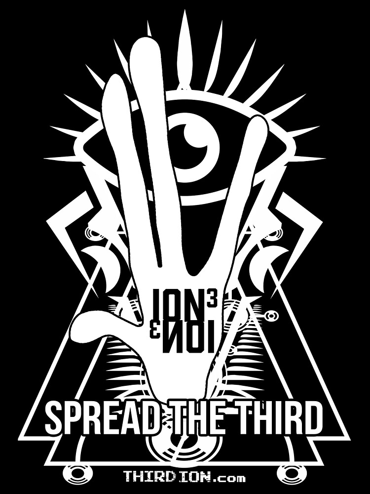 Third Ion -  Spread The Third by glasstone